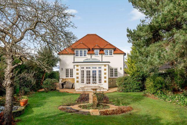 Thumbnail Detached house for sale in Plough Lane, Ewhurst, Cranleigh