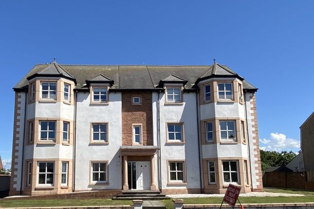 Thumbnail Town house for sale in Ayr Road, Prestwick