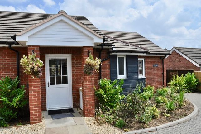Semi-detached bungalow for sale in Three Cocks Lane, Offenham, Evesham