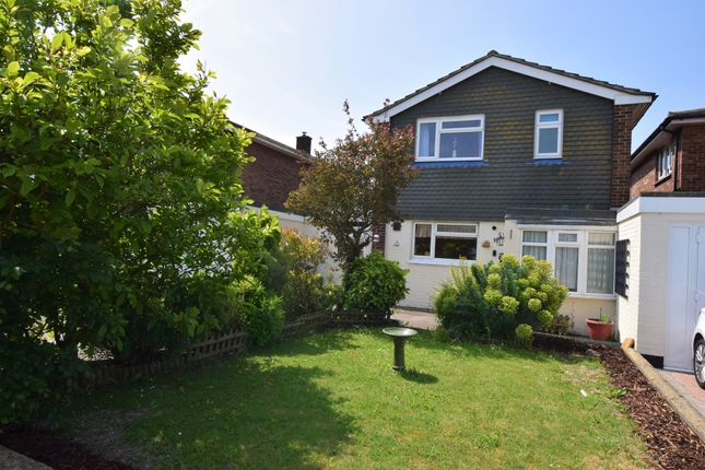 Thumbnail Detached house for sale in Timberlaine Road, Pevensey Bay