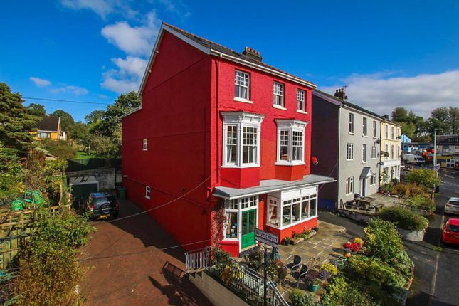 Detached house for sale in Dolecoed Road, Llanwrtyd Wells