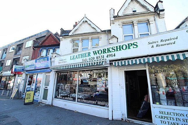 Thumbnail Commercial property for sale in 69 Chingford Mount Road, London