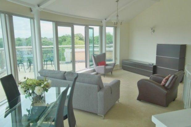 Thumbnail Flat to rent in Westgate Penthouse, Leeman Road
