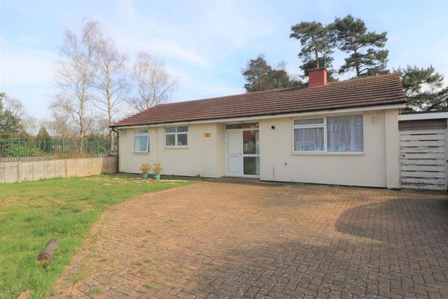 Thumbnail Bungalow to rent in Kingston Road, Camberley