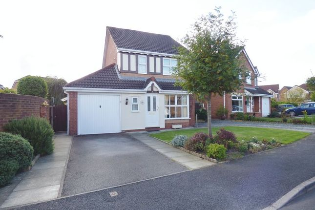 3 bed detached house for sale in Nevada Close, Great Sankey, Warrington