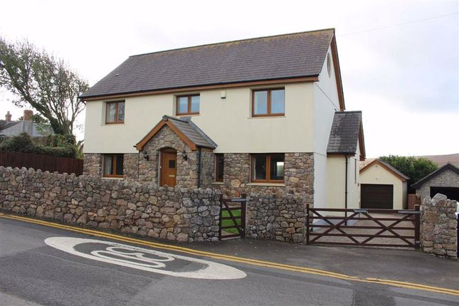 Thumbnail Detached house for sale in Llangennith, Swansea
