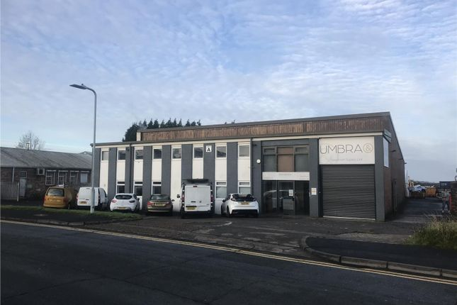 Thumbnail Warehouse for sale in Unit A, Queensway, Swansea West Business Park, Swansea