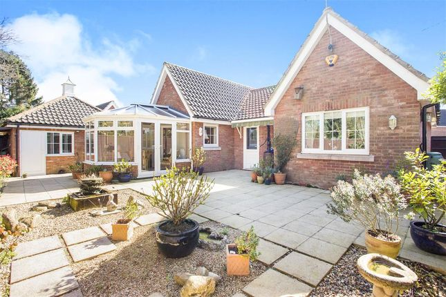 3 bed detached bungalow for sale in Oakleigh Drive, Swaffham