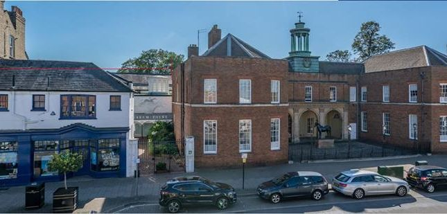 Retail Premises To Let In The Subscription Rooms 99 High Street