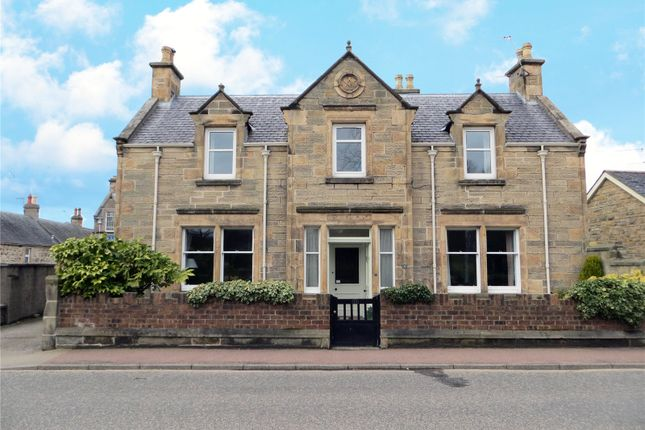 Thumbnail Detached house for sale in High Street, Forres, Morayshire