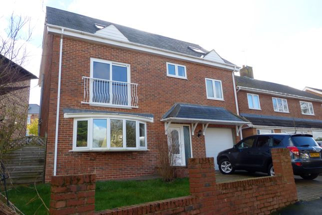 Thumbnail Detached house for sale in Churchill Close, Shotley Bridge
