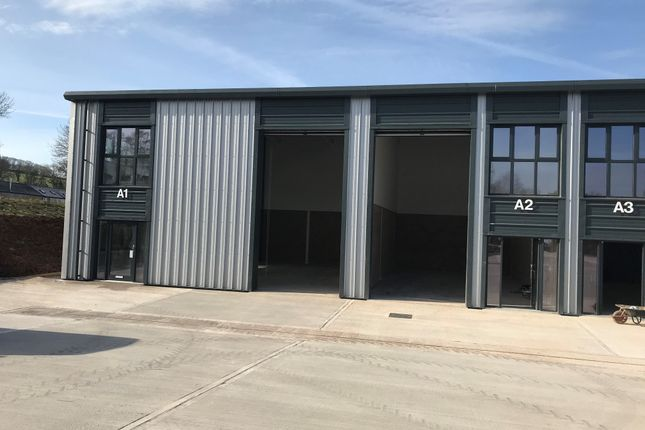 Thumbnail Industrial to let in Exeter Road, Cullompton