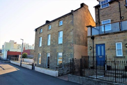 Thumbnail Detached house for sale in The Promenade, Newbiggin By The Sea