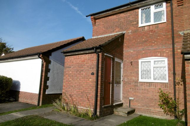 Thumbnail Flat to rent in Southbrook Close, Canford Heath, Poole