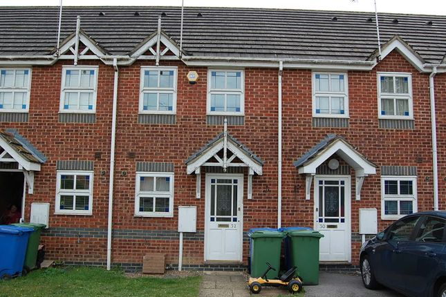 Thumbnail Terraced house to rent in Eclipse Drive, Sittingbourne, Kent