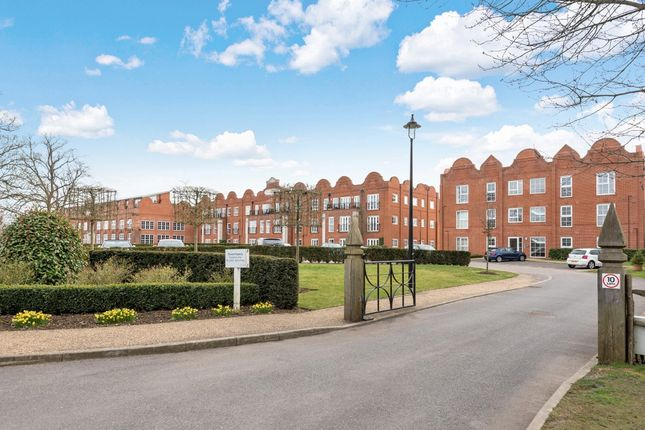 Thumbnail Flat for sale in Gresham Park Road, Old Woking, Woking