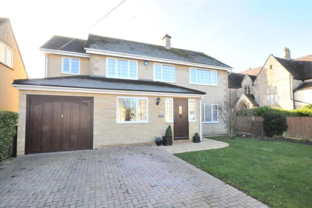 Thumbnail Detached house for sale in Quietways, Stonehouse