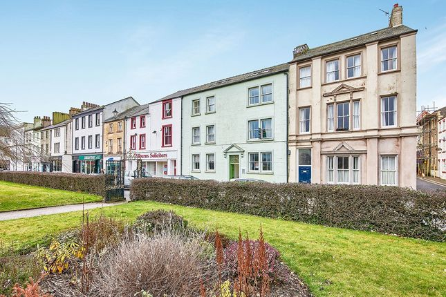 Thumbnail Flat for sale in St Nicholas Court, College Street, Whitehaven, Cumbria