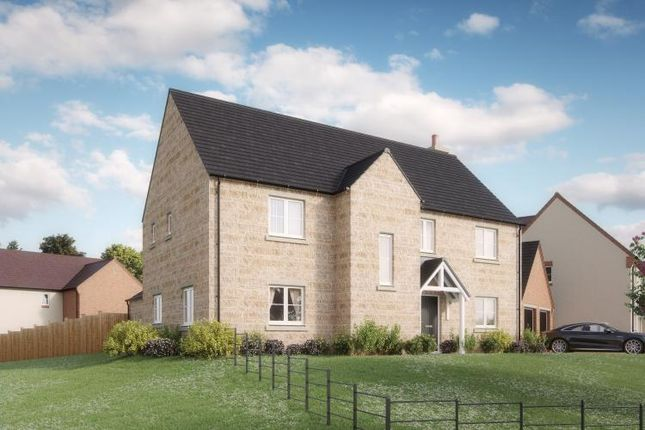 Thumbnail Detached house for sale in Stratford Road, Tredington, Warwickshire