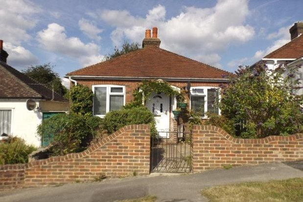 Thumbnail Bungalow to rent in Broad Oak, Heathfield