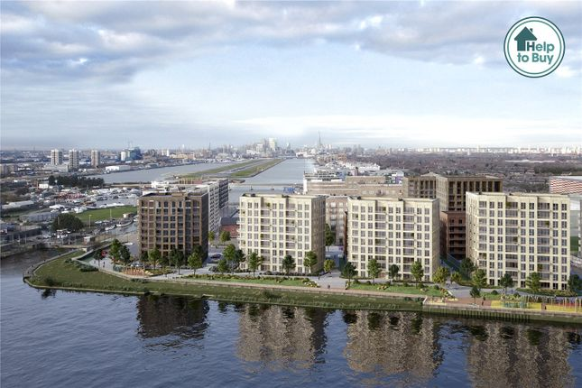 Picture No. 01 of Royal Albert Wharf, Docklands, London E16