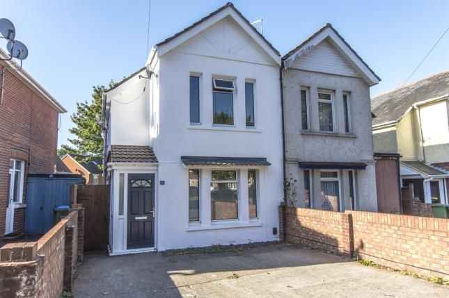 Front of Woolston, Southampton, Hampshire SO19