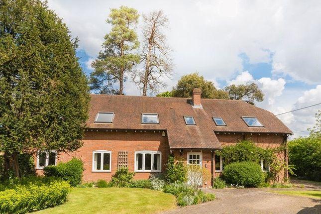Thumbnail Detached house for sale in Church Lane, Milton, Abingdon