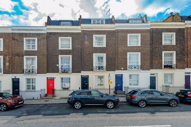Thumbnail Property for sale in Jamestown Road, London