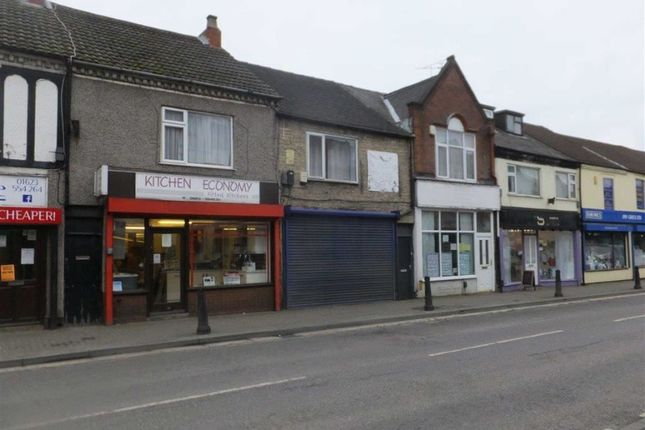Thumbnail Retail premises to let in 78, Outram Street, Sutton In Ashfield, Notts