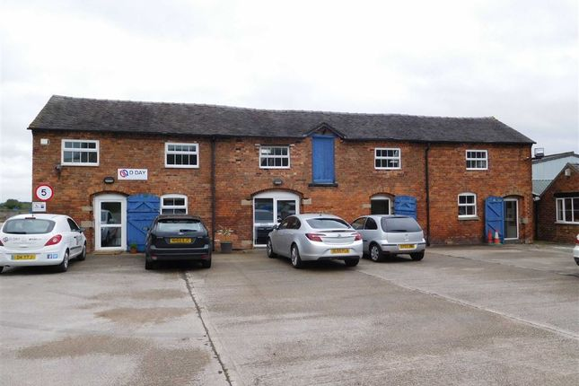 Thumbnail Office to let in Dairy House Farm, Nantwich, Cheshire