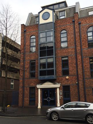 Thumbnail Office for sale in Newhall Street, Birmingham