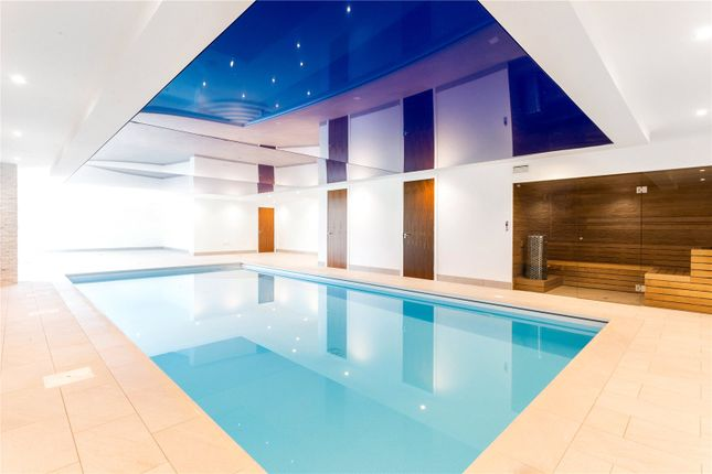 Swimming Pool of Oseleta, Luscombe, 1 The Drive, Brudenell Avenue BH13