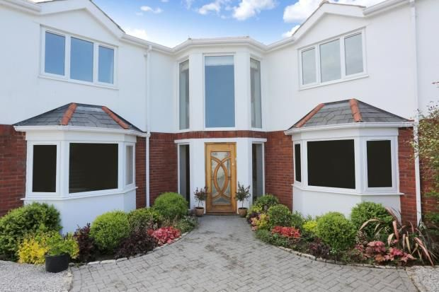 Thumbnail Detached house for sale in Church Road, Plymstock, Plymouth, Devon