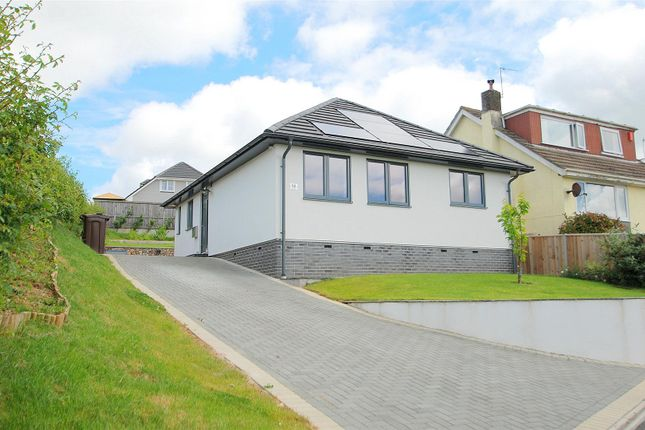 Thumbnail Detached bungalow for sale in Shirburn Road, Eggbuckland, Plymouth