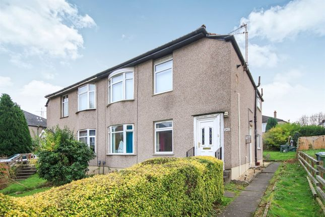 Thumbnail Flat for sale in Montford Avenue, Rutherglen, Glasgow