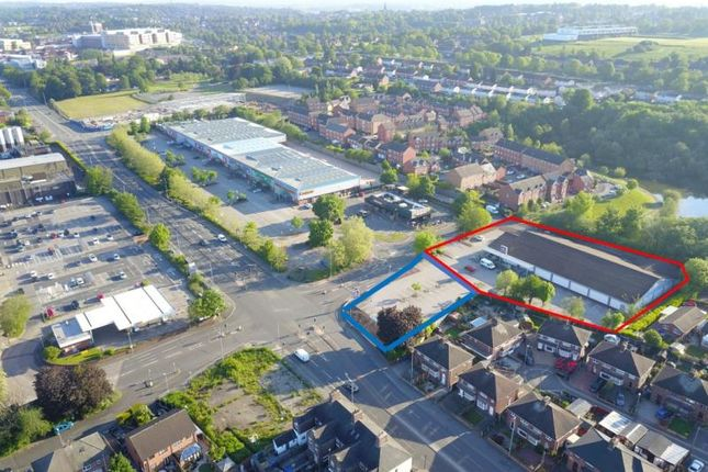 Thumbnail Industrial to let in Unit, Former Aldi Supermarket, Springfield Retail Park, Newcastle Road, Stoke-On-Trent