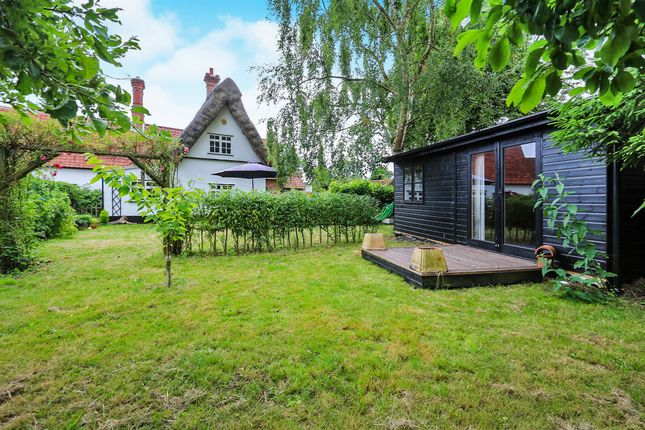 3 bed cottage for sale in The Green, Tacolneston, Norwich