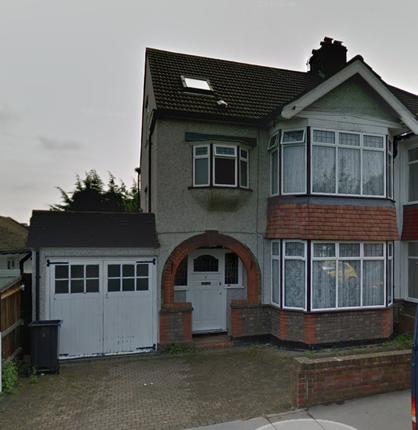 Thumbnail Semi-detached house to rent in Nursery Avenue, Croydon