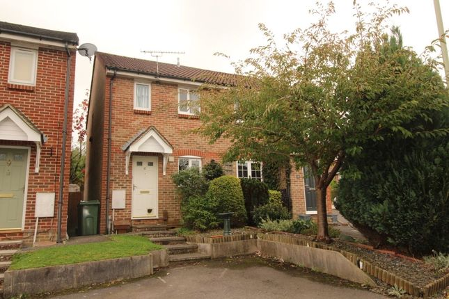 Thumbnail Semi-detached house to rent in Tillington Gardens, Clanfield, Waterlooville