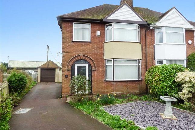Thumbnail Property for sale in Hayner Grove, Weston Coyney, Stoke-On-Trent