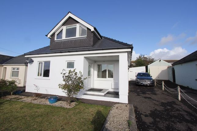 Thumbnail Detached house for sale in Fontygary Road, Rhoose, Barry