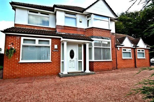 Thumbnail Detached house for sale in St. Margarets Road, Prestwich, Manchester