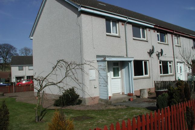 Thumbnail End terrace house for sale in Church Hill, Greenlaw