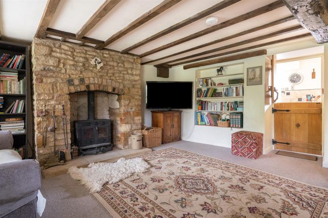 Sitting Room of Post Office Row, Little Compton, Gloucestershire GL56