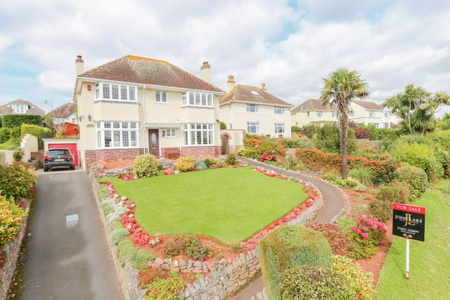 Thumbnail Detached house for sale in Herbert Road, Torquay
