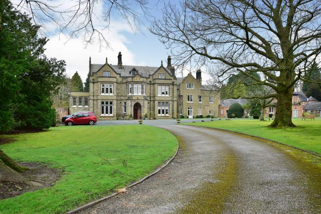 1 bed flat for sale in Barclay Hall, Barclay Park, Mobberley, Knutsford WA16