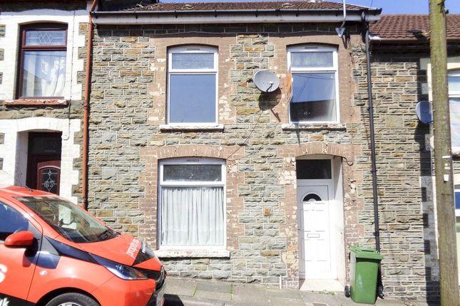Thumbnail Terraced house for sale in Ynysybwl -, Pontypridd