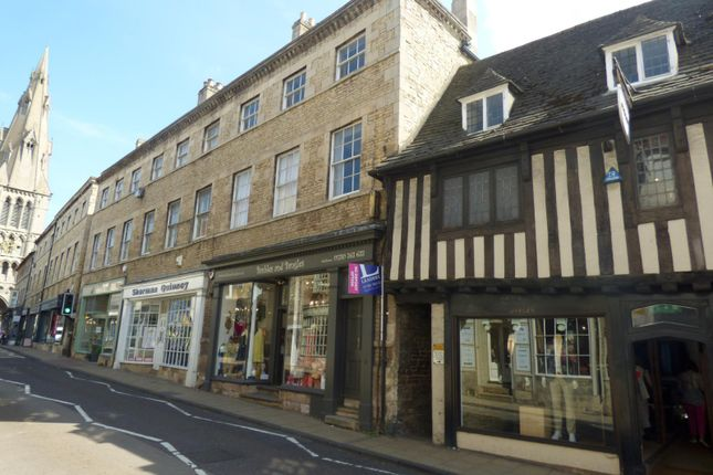 Thumbnail Maisonette to rent in St Marys Street, Stamford, Lincolnshire