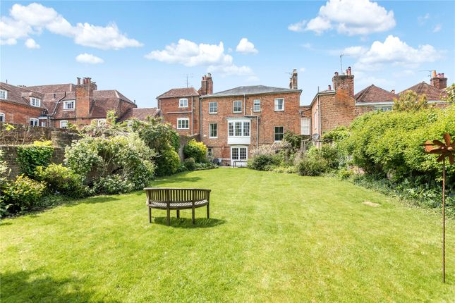 Thumbnail Terraced house to rent in Kingsgate Street, Winchester, Hampshire