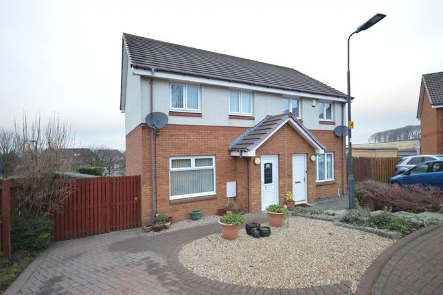 Thumbnail Semi-detached house for sale in 1 D'arcy Crescent, Mayfield, Dalkeith